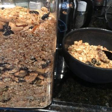Lo que ando cocinando